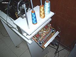 DIY- CNC Embroidery Machine-interfase-jpg