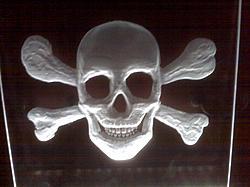 Skull and Bones Lithophane-skull-bones-face-jpg