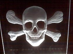 Skull and Bones Lithophane-skull-bones-face-jpg