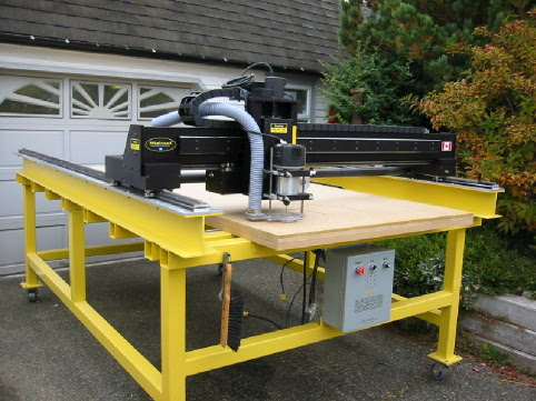 Router table design