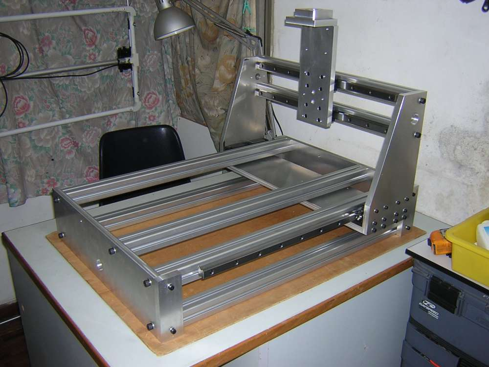 Free Cnc Router Table Design Plans Ask Home Design