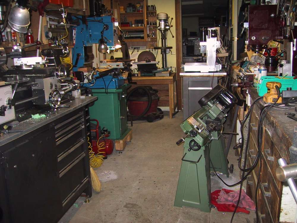 hobby machine shop projects