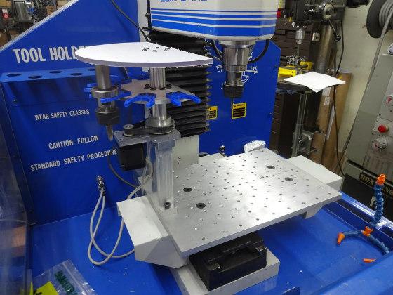 D&M CNC Mill