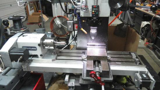 Mill + Rapid Turn