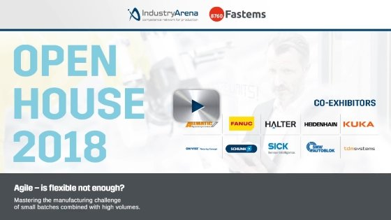 Fastems OPEN HOUSE 2018