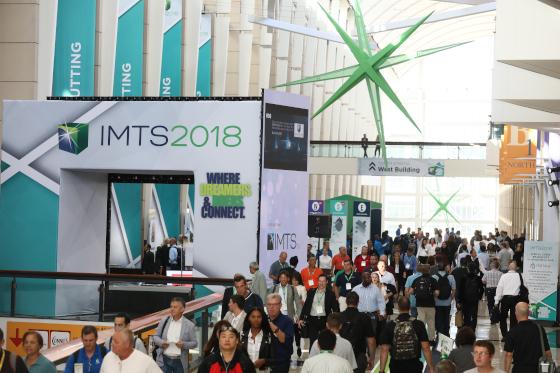 IMTS 2018