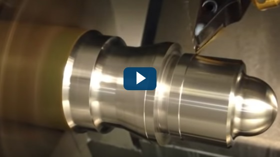 Worlds Modern Automatic CNC Lathe Milling Machine Working