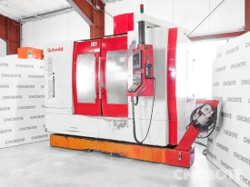 Schmid VMC 1200 II machining center